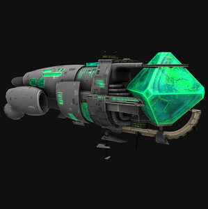 crystal battleship games 3d max