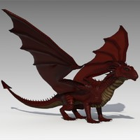 Dragon Animated