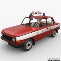 Wartburg 353 Feuerwehr