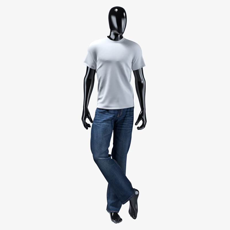 man jeans set x