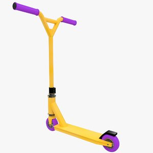 3ds kick scooter
