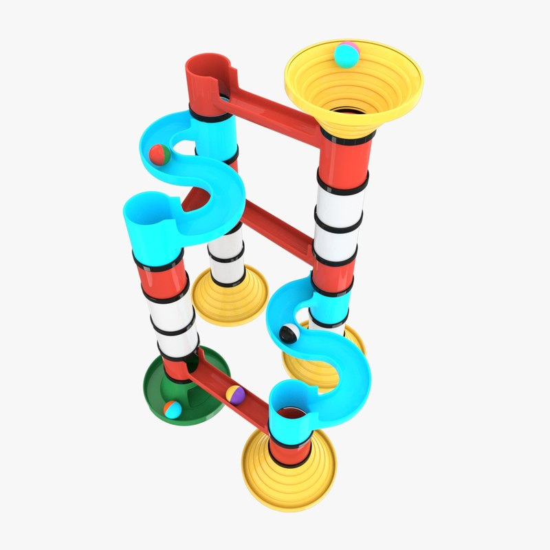marble toys blend