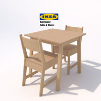 ikea norraker chairs max