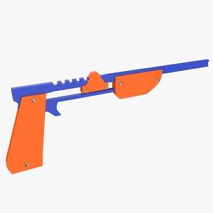 rubber band gun 3d 3ds