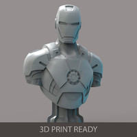 3d model bust printing