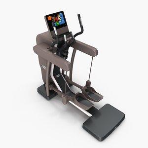 gym vario cardio artis 3d max