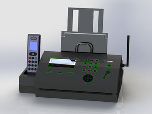 free equipment 3d model