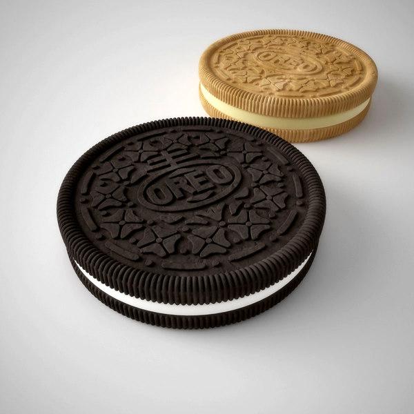 oreo cookies 3ds