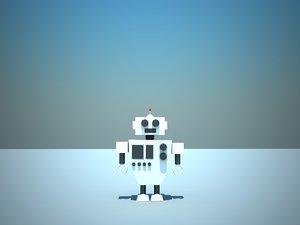free obj mode robot