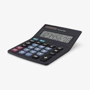 calculator 3d max