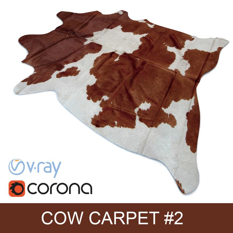 dark-brown cowhide animal skin max