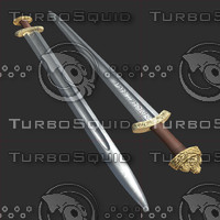 High Quality Viking Sword