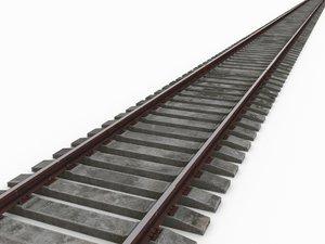 rails direct 3d model