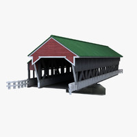 obj covered bridge