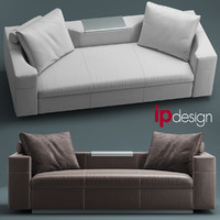 ipdesign oasis sofa 3d max