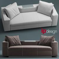 ipdesign oasis sofa 3d max