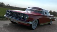 impala 1960 3d max