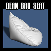 bean bag obj