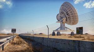radio telescope max