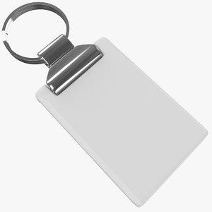 keyring ring keys obj