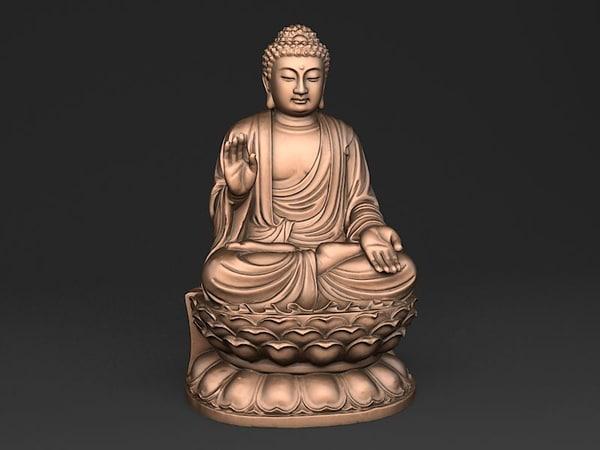 max buddha statue