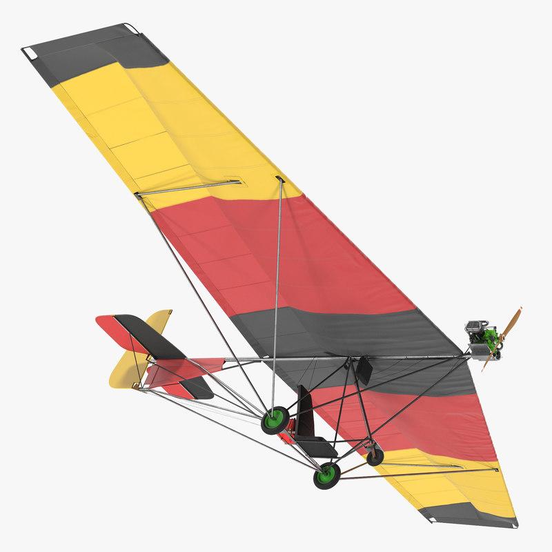 ultralight aircraft chotia weedhopper max