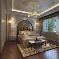 Classic Bedroom 1