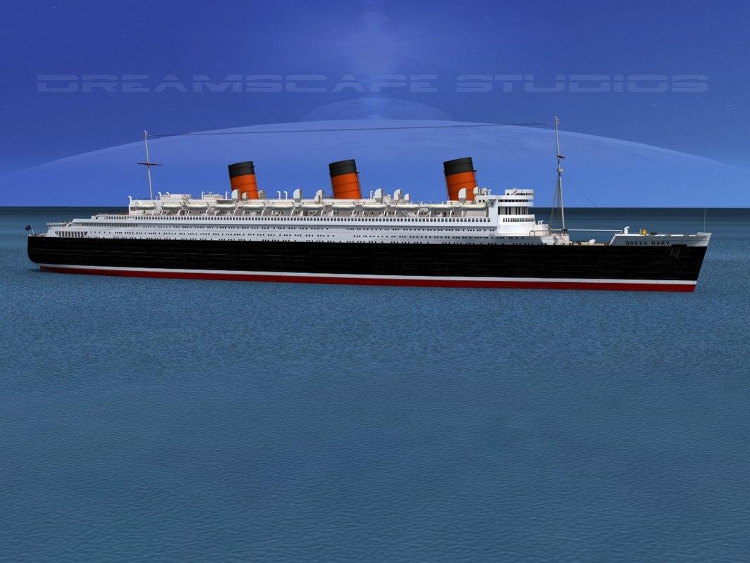 max ship queen mary