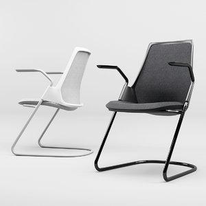3d sayl chair