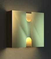 avelino wall lamp 3d max