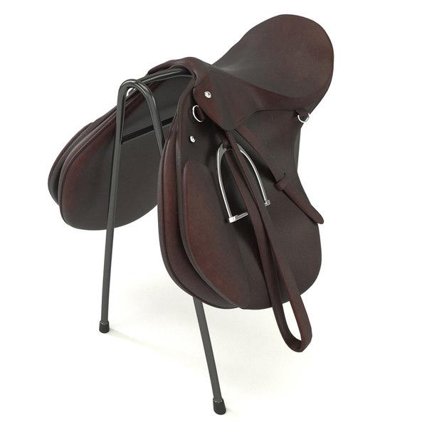 max horse saddle