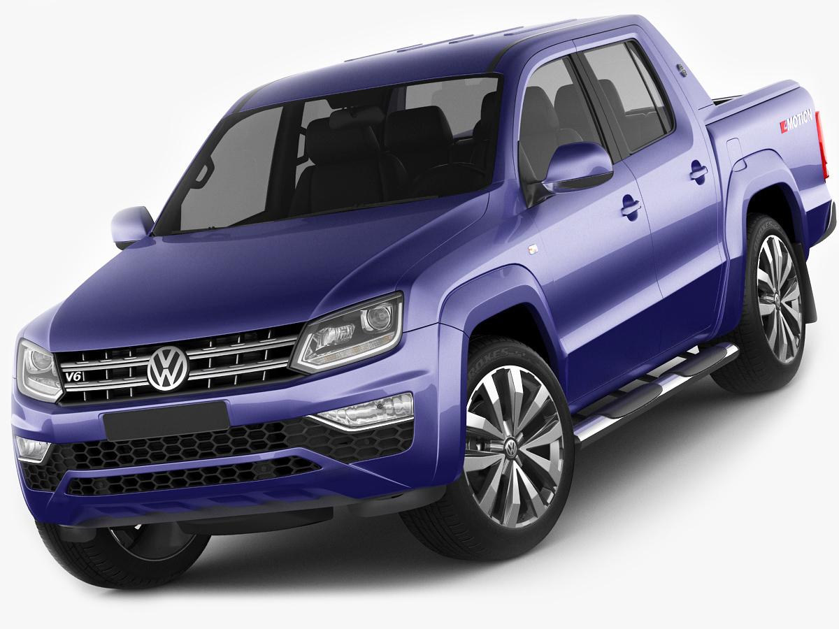 Volkswagen Amarok 2017 >> Volkswagen Amarok 2017