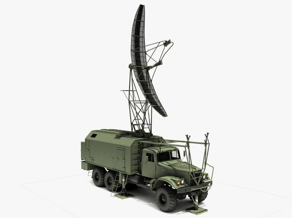 soviet altimeter 3d model