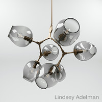 lindsey adelman bb 07 3d model