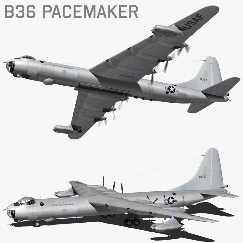 obj convair pacemaker bomber