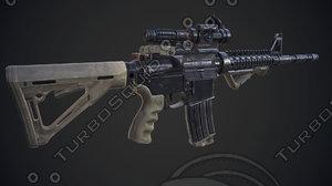 rifle 3d x