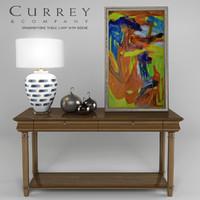 scene currey company - 3ds