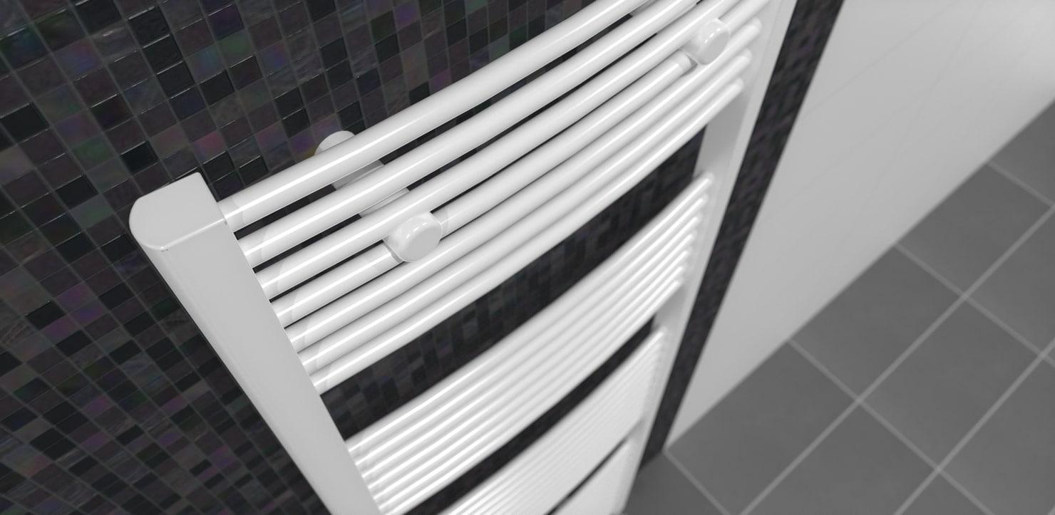 radiator bathroom dxf