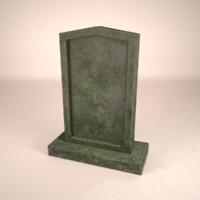 free obj mode grave gravestone