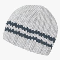 newborn cap 02 3d max
