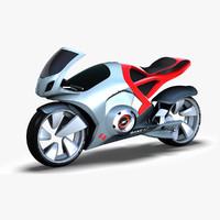 opel kiska concept 3d max