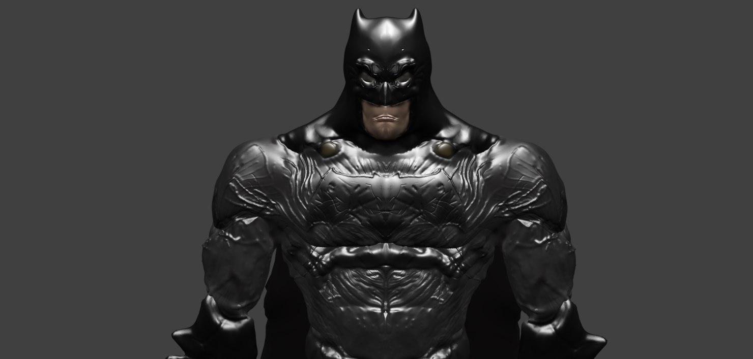 batman bvs blend