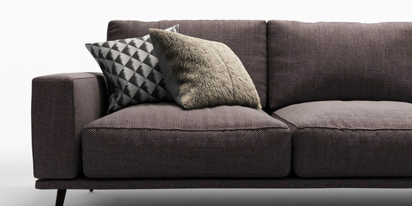 3d sofa bo concept carlton