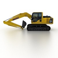 Komatsu PC160 LC-8 2013 Excavator