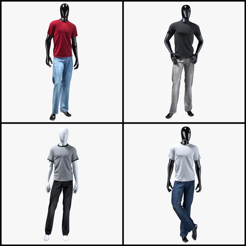 3d 4 jeans