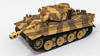 max german tank tiger