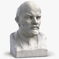 Vladimir Lenin Bust