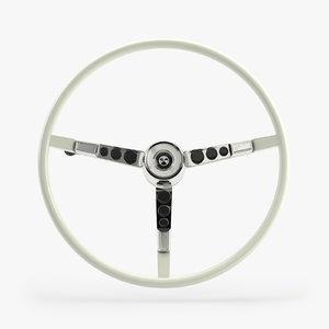 max steering wheel car