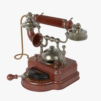 antique ericsson 3d max