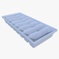Ice cube tray three